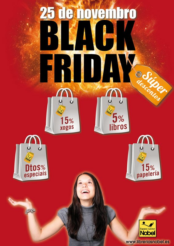 Black Friday Nobel
