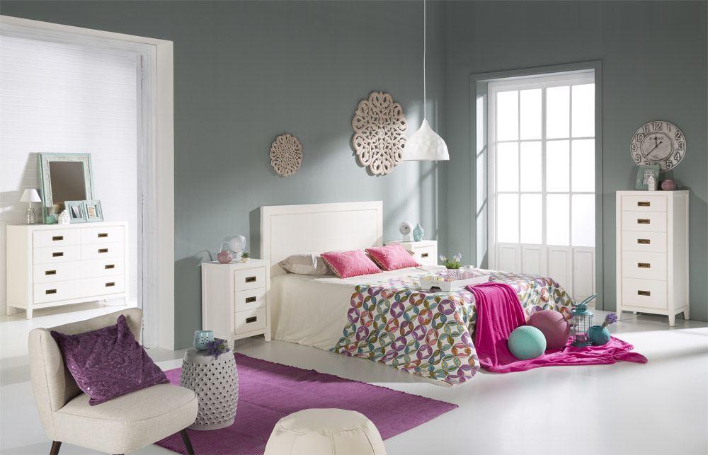 Quincena dormitorio juvenil al 50 y mas ofertas ourense - Muebles ourense ...